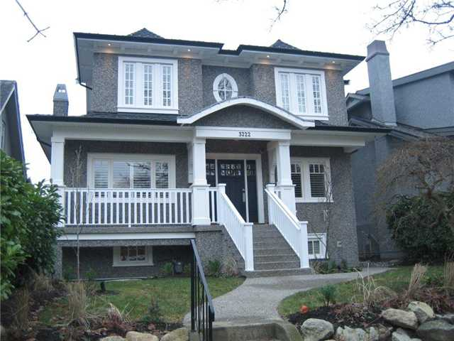 Main Photo: 3222 W 29TH Avenue in Vancouver: MacKenzie Heights House for sale (Vancouver West)  : MLS® # V862393