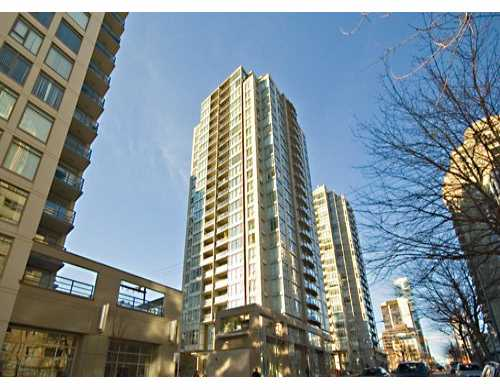 "Main Photo: 1010 RICHARDS Street in Vancouver: Downtown VW Condo for sale in ""THE GALLERY"" (Vancouver West)  : MLS® # V628281"