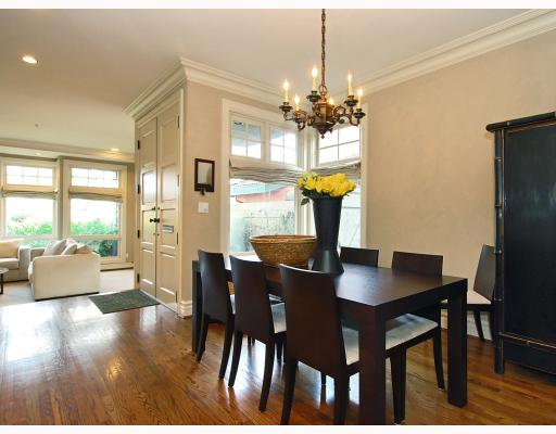 Photo 4: 1786 W 15TH Avenue in Vancouver: Fairview VW House 1/2 Duplex for sale (Vancouver West)  : MLS(r) # V757566