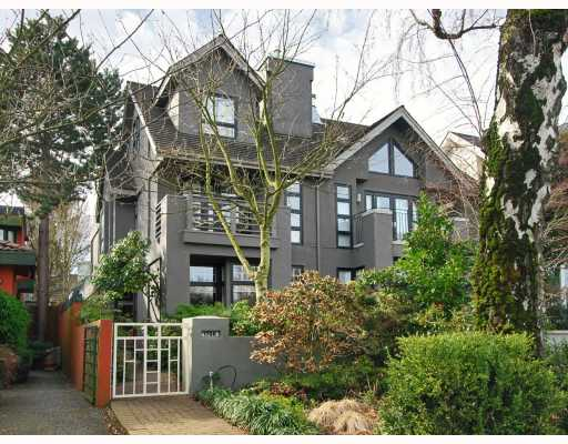 Main Photo: 1786 W 15TH Avenue in Vancouver: Fairview VW House 1/2 Duplex for sale (Vancouver West)  : MLS(r) # V757566