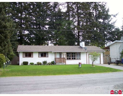 Main Photo: 2158 BEAVER Street in Abbotsford: Abbotsford West House for sale : MLS® # F2909716