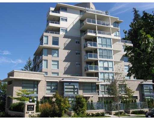 "Main Photo: 602 9262 UNIVERSITY Crescent in Burnaby: Simon Fraser Univer. Condo for sale in ""NOVO 2"" (Burnaby North)  : MLS®# V786306"