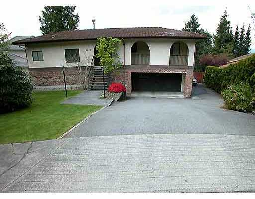 Main Photo: 6182 GORDON Place in Burnaby: Buckingham Heights House for sale (Burnaby South)  : MLS® # V808393