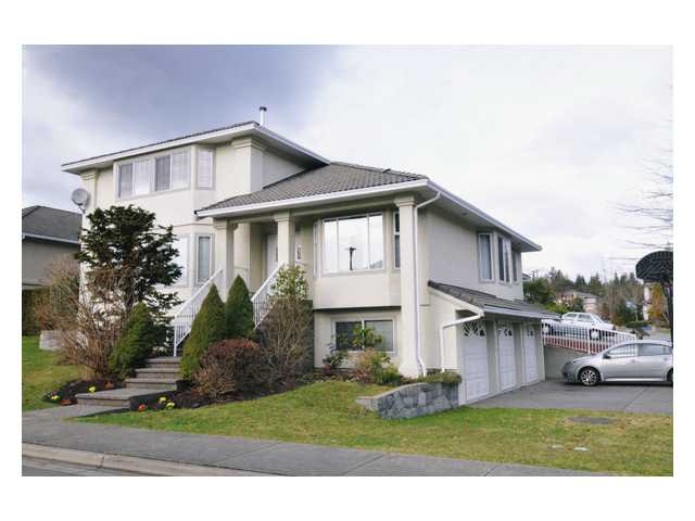 Main Photo: 1428 LAMBERT Way in Coquitlam: Hockaday House for sale : MLS® # V867462