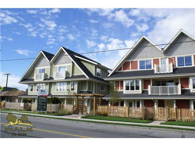 "Main Photo: 11 327 E 33RD Avenue in Vancouver: Main Townhouse for sale in ""WALK TO MAIN"" (Vancouver East)  : MLS® # V868106"