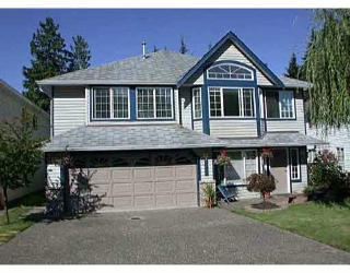 Main Photo: 1611 MCCHESSNEY ST in Port_Coquitlam: Citadel PQ House for sale (Port Coquitlam)  : MLS® # V353841
