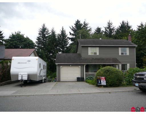 Main Photo: 32760 CHEHALIS Drive in Abbotsford: Abbotsford West House for sale : MLS® # F2833250