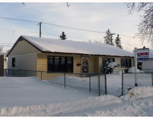 Main Photo: 1611 PRITCHARD Avenue in WINNIPEG: North End Residential for sale (North West Winnipeg)  : MLS(r) # 2900269