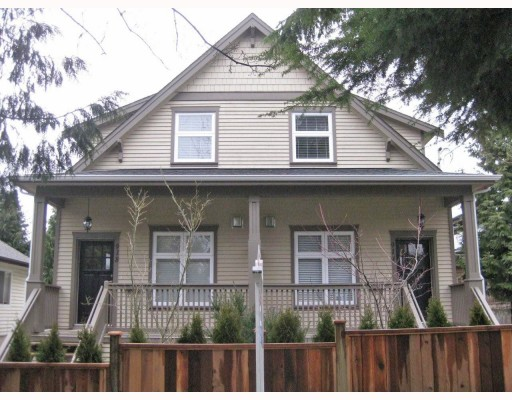 Main Photo: 918 E 15TH Avenue in Vancouver: Mount Pleasant VE House 1/2 Duplex for sale (Vancouver East)  : MLS® # V749201