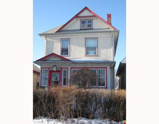 Main Photo: 826 STELLA Avenue in WINNIPEG: North End Residential for sale (North West Winnipeg)  : MLS(r) # 2904842