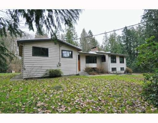 Main Photo: 25035 FERGUSON Avenue in Maple Ridge: Cottonwood MR House for sale : MLS® # V811377