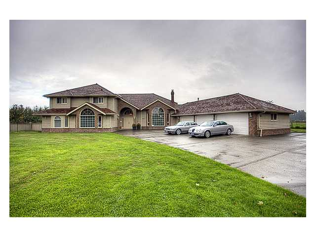 Main Photo: 9871 FINN Road in Richmond: Gilmore House for sale : MLS® # V851497