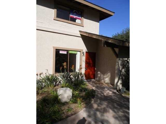 Main Photo: SANTEE Townhome for sale : 2 bedrooms : 8109 Calle Fanita