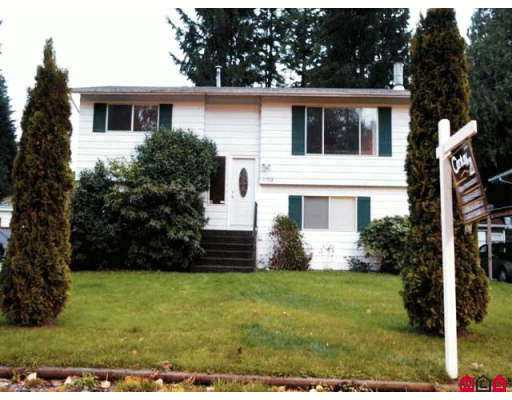 "Main Photo: 11708 98TH Ave in Surrey: Royal Heights House for sale in ""Royal Heights, North Surrey"" (North Surrey)  : MLS®# F2623940"