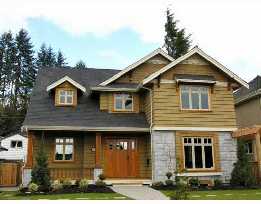 Main Photo: 1037 LAWSON Avenue in West_Vancouver: Sentinel Hill House for sale (West Vancouver)  : MLS(r) # V754842