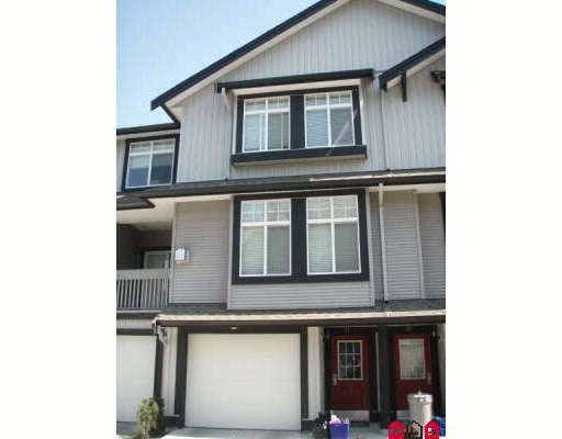 "Main Photo: 31 18839 69TH Avenue in Surrey: Clayton Townhouse for sale in ""STARPOINT II"" (Cloverdale)  : MLS® # F2909418"