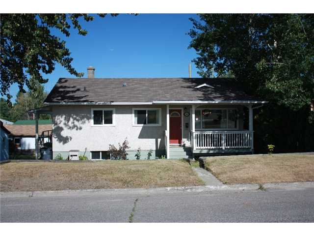 Main Photo: 326 GILLETT Street in Prince George: Central House for sale (PG City Central (Zone 72))  : MLS® # N203494