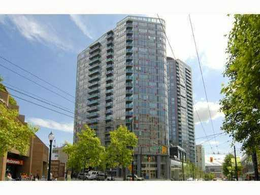 "Main Photo: 1505 788 HAMILTON Street in Vancouver: Downtown VW Condo for sale in ""TV TOWER I"" (Vancouver West)  : MLS® # V850320"