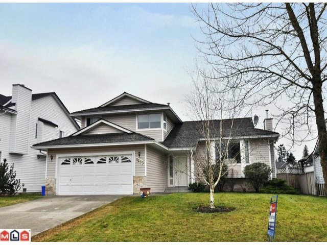 Main Photo: 9465 161ST Street in Surrey: Fleetwood Tynehead House for sale : MLS® # F1026531