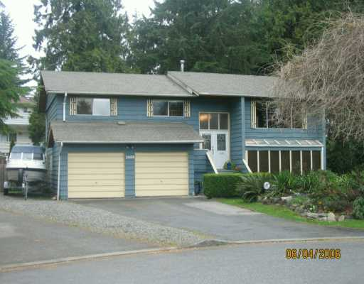 Main Photo: 3680 KENNEDY ST in Port Coquiltam: Glenwood PQ House for sale (Port Coquitlam)  : MLS® # V585154