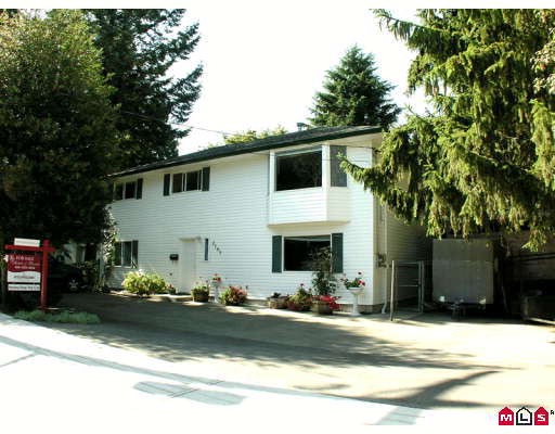 Main Photo: 2193 MCKENZIE Road in Abbotsford: Central Abbotsford House for sale : MLS® # F2921577