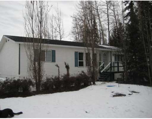 Main Photo: 18100 W 16 Highway in Prince George: Lower Mud Manufactured Home for sale (PG Rural West (Zone 77))  : MLS® # N197480