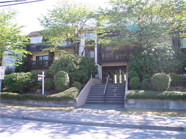 Main Photo: 204 633 NORTH Road in Coquitlam: Coquitlam West Condo for sale : MLS® # V847474