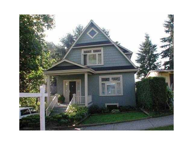 "Main Photo: 344 ALBERTA Street in New Westminster: Sapperton House  in ""SAPPERTON"" : MLS® # V864992"
