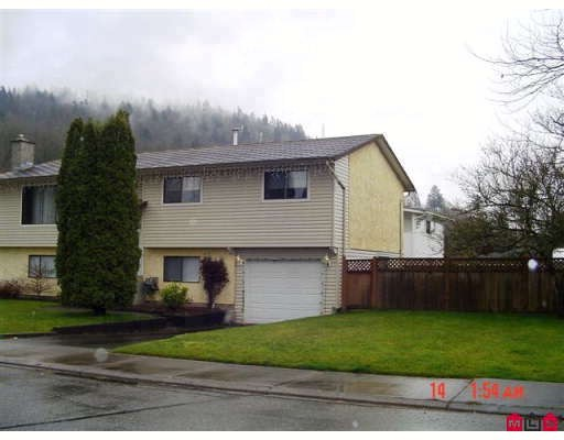 Main Photo: 35044 CASSIAR Avenue in Abbotsford: Abbotsford East House for sale : MLS®# F2820917