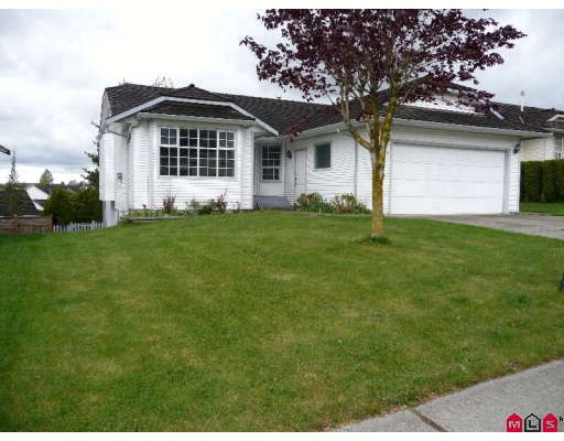 Main Photo: 3325 PONDEROSA Street in Abbotsford: Abbotsford West House for sale : MLS® # F2909759