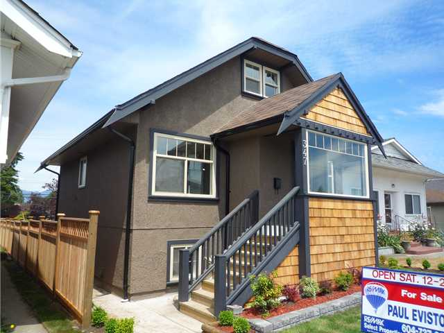 Main Photo: 347 E 41ST Avenue in Vancouver: Main House for sale (Vancouver East)  : MLS® # V838875