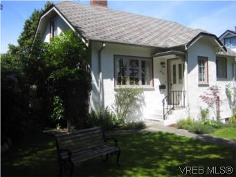 Main Photo: 828 Hampshire Road in VICTORIA: OB South Oak Bay Single Family Detached for sale (Oak Bay)  : MLS® # 281117