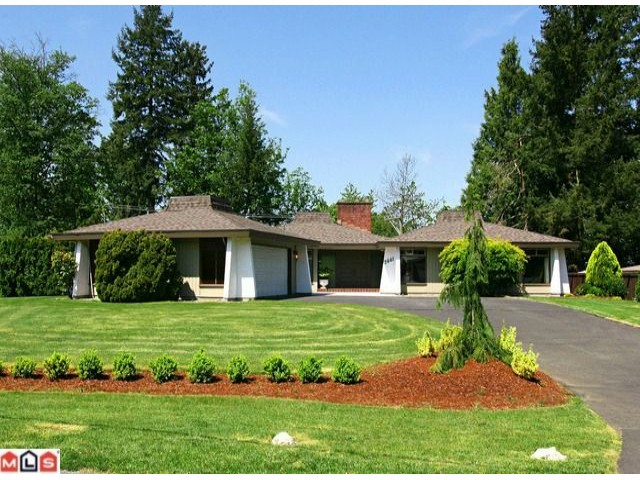 Main Photo: 2661 SHEFIELD Way in Abbotsford: Central Abbotsford House for sale : MLS(r) # F1100113