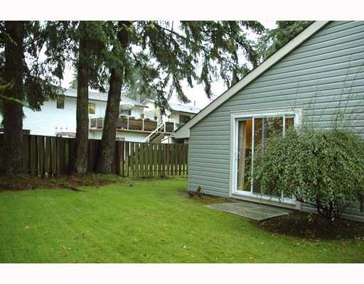 Main Photo: 7 3397 HASTINGS Street in Port_Coquitlam: Woodland Acres PQ Townhouse for sale (Port Coquitlam)  : MLS® # V738114