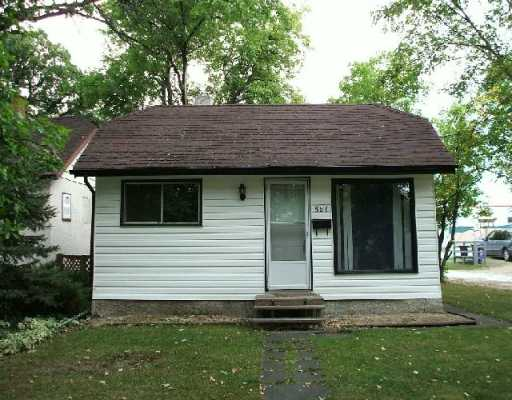 Main Photo: 587 TREMBLAY Street in WINNIPEG: St Boniface Single Family Detached for sale (South East Winnipeg)  : MLS® # 2715508