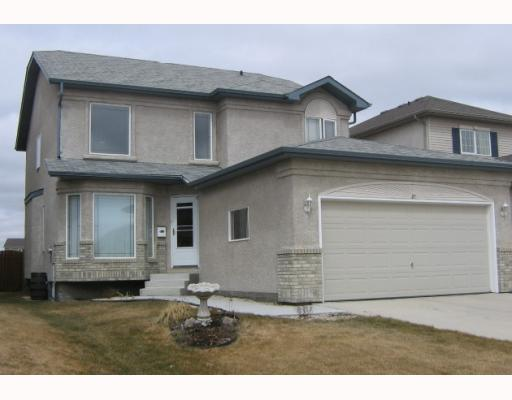 Main Photo: 27 CEDARCROFT Place in WINNIPEG: St Vital Residential for sale (South East Winnipeg)  : MLS(r) # 2906199