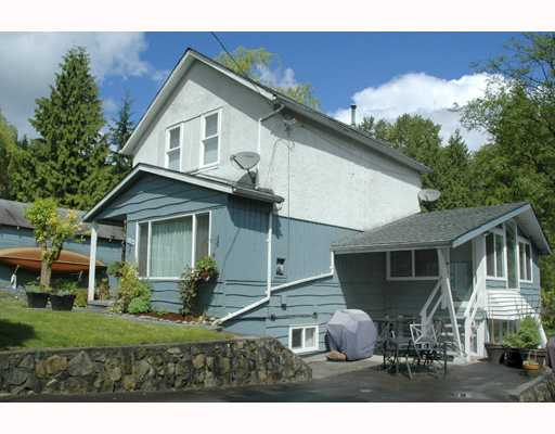 Main Photo: 2034 CLARKE Street in Port_Moody: Port Moody Centre House for sale (Port Moody)  : MLS® # V768178