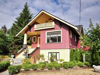 Main Photo: 211 REGINA Street in New Westminster: Queens Park House for sale : MLS® # V847905