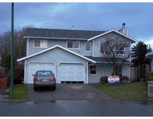 Main Photo: 22891 GILLIS PL in Maple Ridge: East Central House for sale : MLS® # V570966