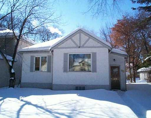 Main Photo: 98 TAIT Avenue in WINNIPEG: West Kildonan / Garden City Single Family Detached for sale (North West Winnipeg)  : MLS(r) # 2702601