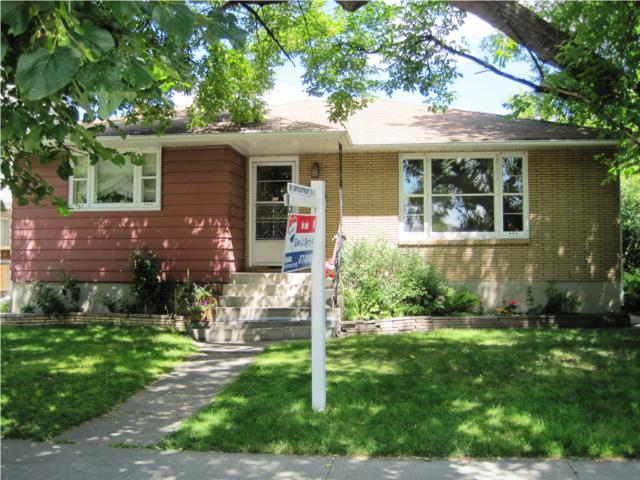 Main Photo: 1261 RIDDLE Avenue in WINNIPEG: West End / Wolseley Residential for sale (West Winnipeg)  : MLS® # 1013967
