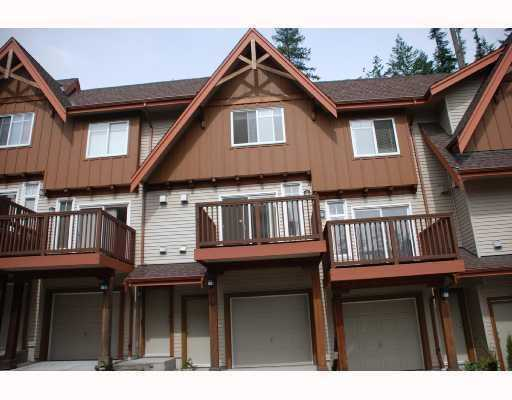 "Main Photo: 30 2000 PANORAMA Drive in Port_Moody: Heritage Woods PM Townhouse for sale in ""MOUNTAIN'S EDGE"" (Port Moody)  : MLS® # V734955"