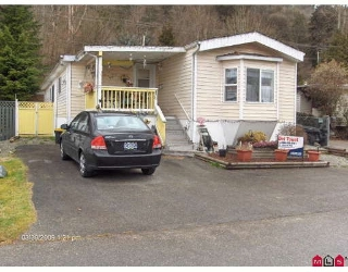 "Main Photo: 16 10221 WILSON Road in Mission: Mission-West Manufactured Home for sale in ""TRIPLE CREEK ESTATES"" : MLS® # F2906701"