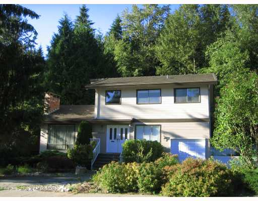 "Main Photo: 9999 RATHBURN Drive in Burnaby: Oakdale House for sale in ""OAKDALE"" (Burnaby North)  : MLS(r) # V788132"