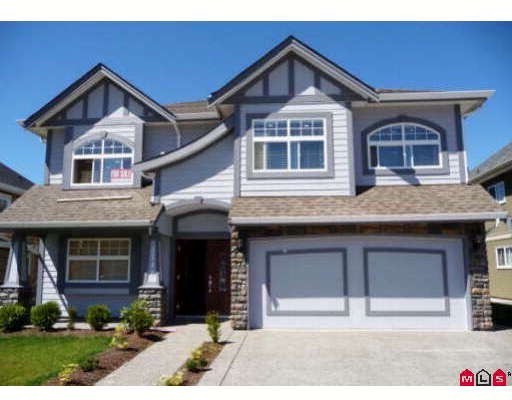 "Main Photo: 2748 CARRIAGE Court in Abbotsford: Aberdeen House for sale in ""CASTLEMORE ESTATES"" : MLS®# F1005316"