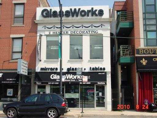 Main Photo: 1647 Clybourn Avenue Unit 1 in CHICAGO: Lincoln Park Retail / Stores for rent (Chicago North)  : MLS® # 07621868