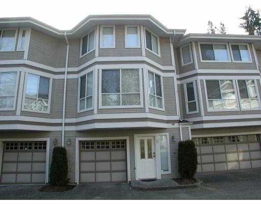 "Main Photo: 12 3228 RALEIGH Street in Port_Coquitlam: Central Pt Coquitlam Townhouse for sale in ""MAPLE CREEK"" (Port Coquitlam)  : MLS(r) # V753337"