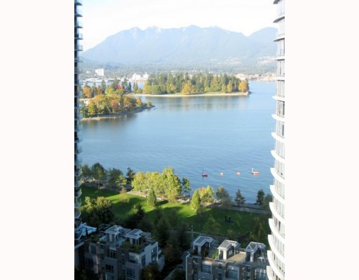 "Main Photo: 1901 1205 HASTINGS Street in Vancouver: Coal Harbour Condo for sale in ""THE CIELO"" (Vancouver West)  : MLS(r) # V790471"