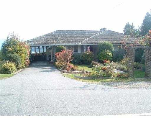 Main Photo: 616 N FLETCHER RD in Gibsons: Gibsons & Area House for sale (Sunshine Coast)  : MLS® # V562840