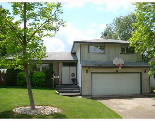 Main Photo: 39 HALIBURTON Bay in WINNIPEG: Westwood / Crestview Residential for sale (West Winnipeg)  : MLS(r) # 2810742